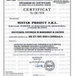CERTIFICAT SMC - MISTAR-QC-1170