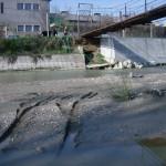 Traversare Cricov la Moreni pentru lucrarea PRAG DE FUND SI APARARI DE MALURI